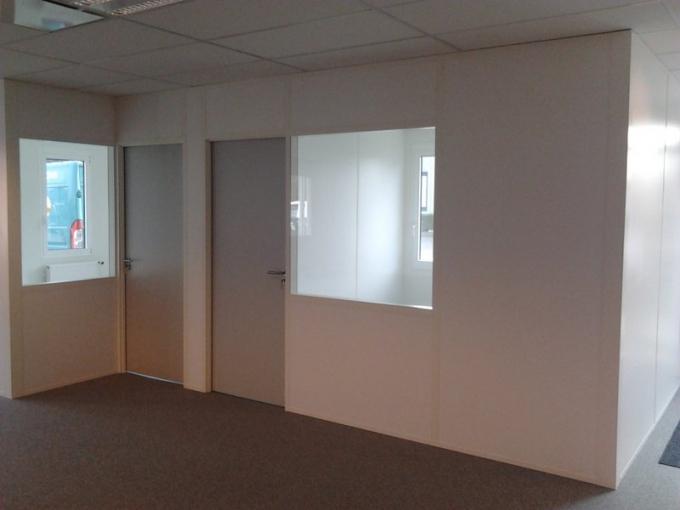 cloisons amovibles pour bureaux installateur en belgique abcmbs. Black Bedroom Furniture Sets. Home Design Ideas